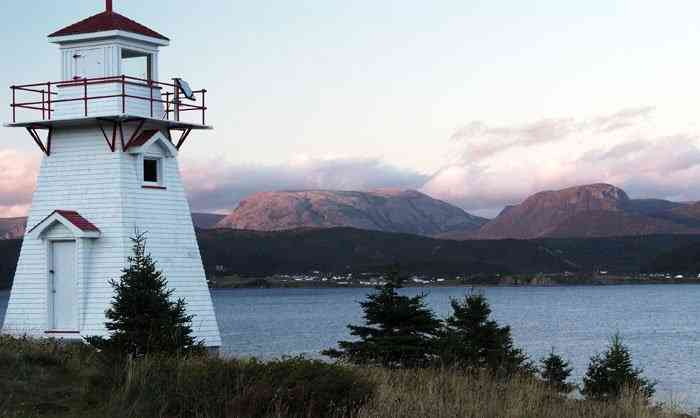 Access to Gros Morne National Park popular destinations in Canada
