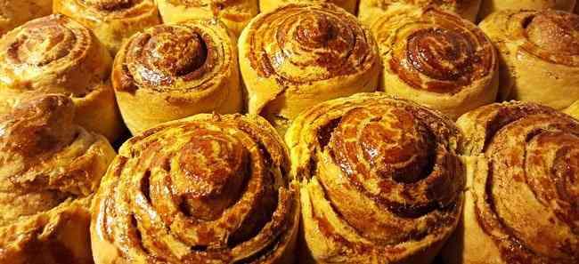 Super Cinnamon used for cinnamon buns