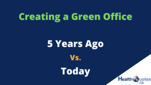 creating a green office healthquotes